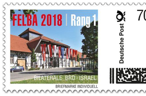 Fellbach wird Nabel der Briefmarken-Welt