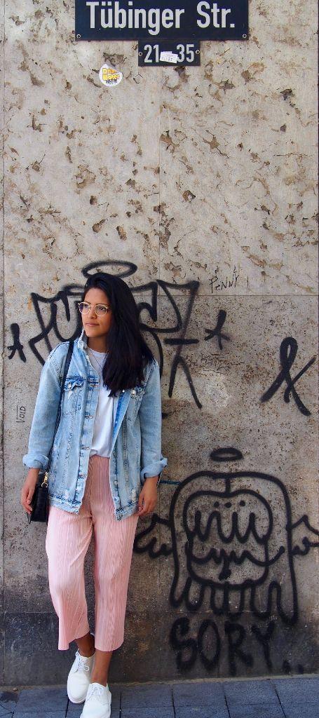Für 500 Euro würde sich Karla, wie könnte es auch anders sein,gerne Schuhe kaufen. Foto: Tanja Simoncev