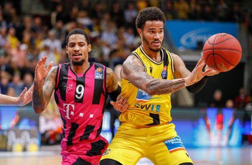 Sorgen bei MHP Riesen Ludwigsburg: Spiel verloren – und Nick Weiler-Babb durch Verletzung