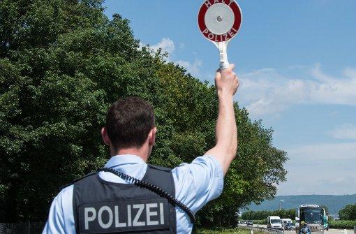 Polizeikontrolle: Mit halbem Kilo Haschisch erwischt