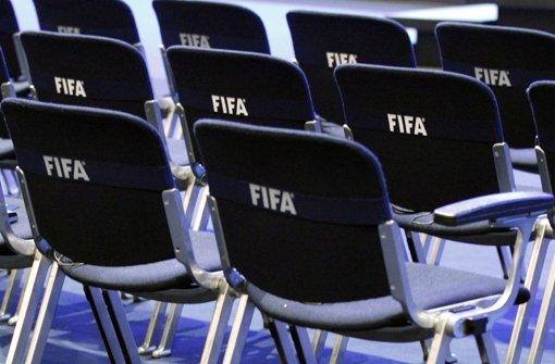 Polizei nimmt sieben Fifa-Funktionäre fest