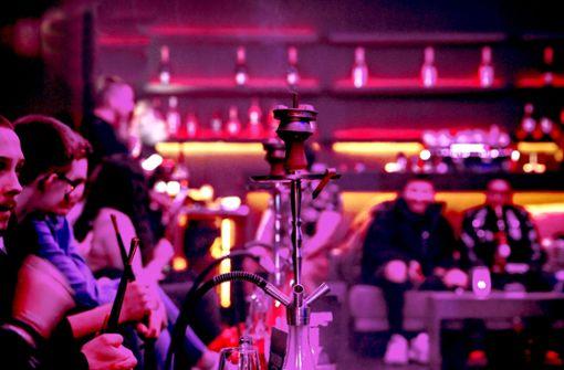 Dem Terror zum Trotz in die Shisha-Bar