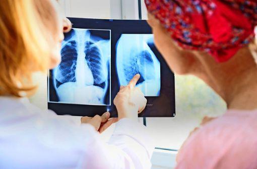 Noch ist der Krebs der Medizin voraus