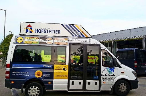 Bürgerbus ist von EU-Richtlinien betroffen