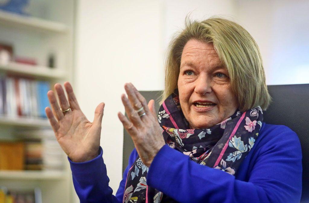 Martina Koch-Haßdenteufel ist seit zehn Jahren Erste Beigeordnete der Stadt. Foto: factum/Simon Granville