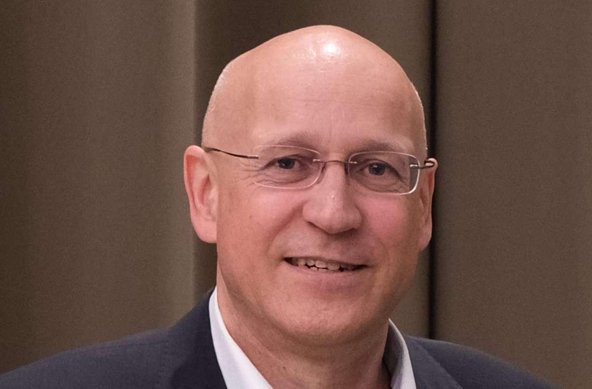 16 Jahre lang war Stefan Altenberger Bürgermeister in Kernen. In Gerlingen wäre er der Stellvertreter von Bürgermeister Dirk Oestringer. Foto: Stadt Schorndorf