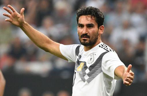 Ilkay Gündogan will weiter für Deutschland spielen