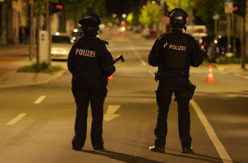 36-Jähriger schießt auf Polizisten – zwei Verletzte