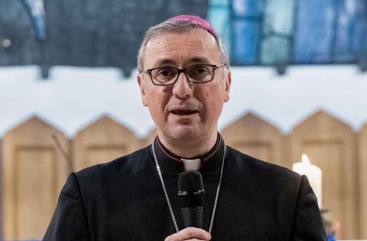 Erzbischof Stefan Heße Foto: dpa/Markus Scholz