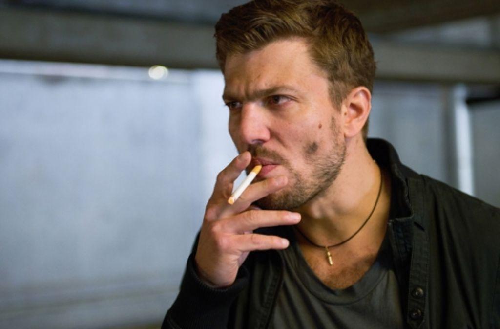 Der  impulsive Daniele Rossi (Hans-Caspar Gattiker) gerät fix ins Visier der Ermittler Foto: ARD