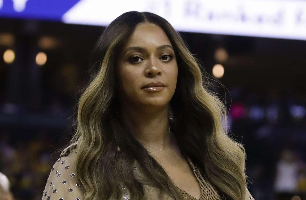 Die Sängerin und Filmregisseurin Beyoncé Foto: dpa/Ben Margot