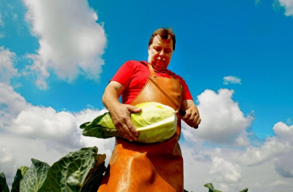 Regionale Produkte sind wichtig bei Slow Food. Foto: dpa