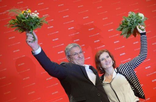 Riexinger und Kipping bleiben Linke-Chefs