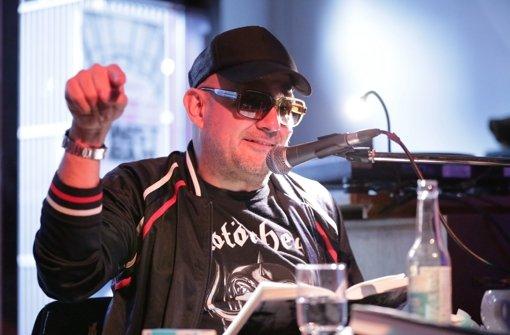 Ein DJ-Pionier liest vor: Westbam in Stuttgart