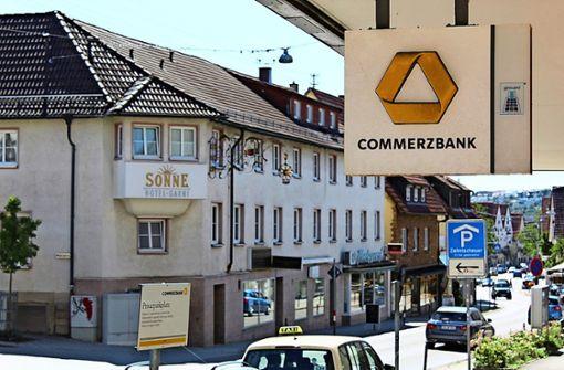 Commerzbank bleibt dauerhaft geschlossen