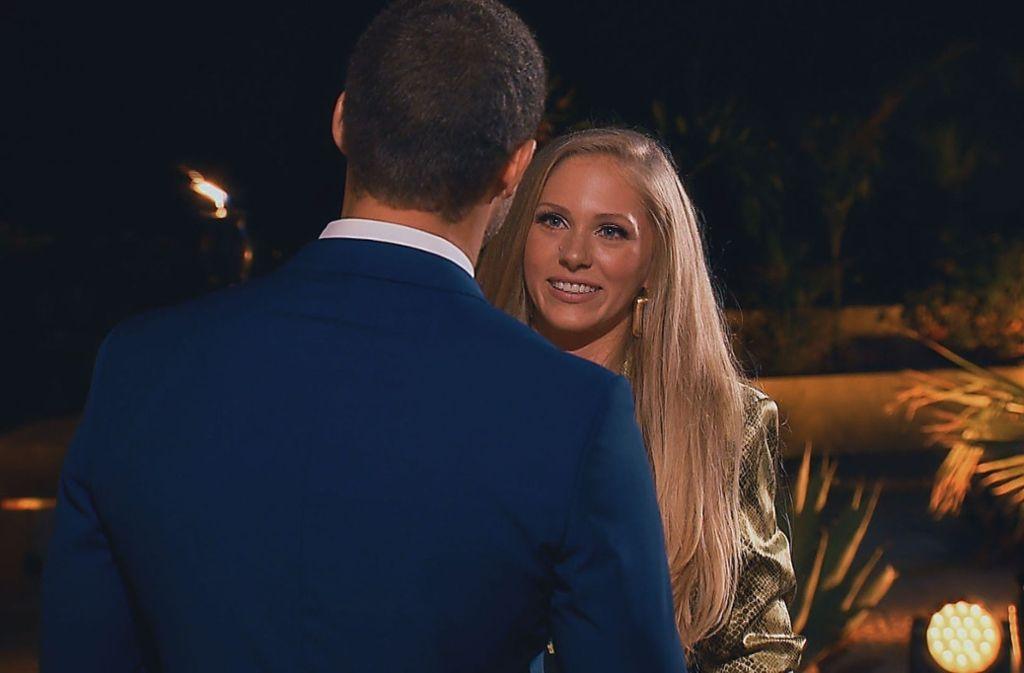 Nach dem Kennenlernen in der Auftaktfolge, verbrachte Vanessa in der dritten Episode endlich ein Einzeldate mit Andrej, bei dem an Romantik nicht gespart wurde. Foto: MG RTL Deutschland