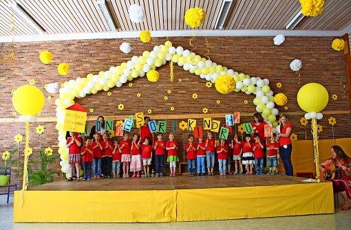 Das Montessori-Kinderhaus besteht seit 15 Jahren