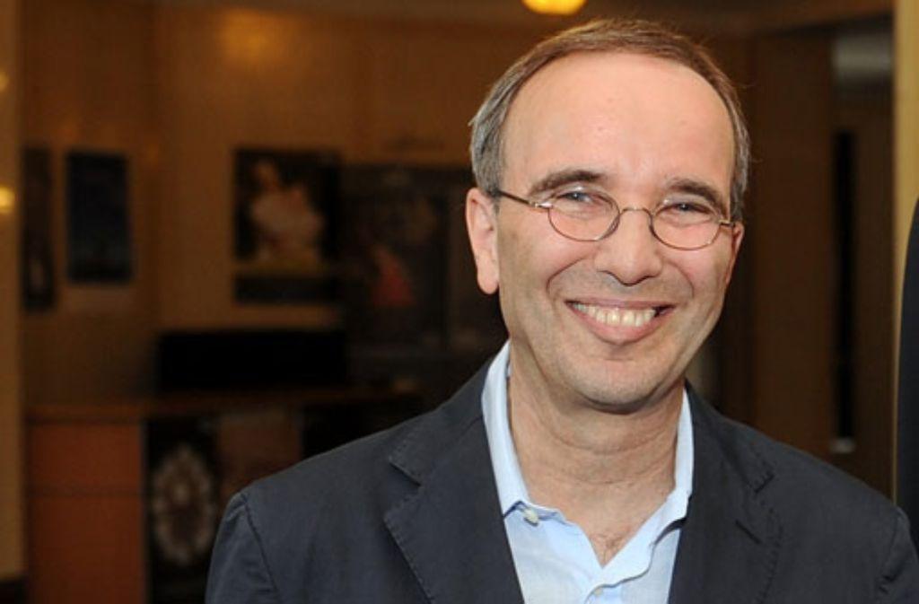 Staatsoper-Intendant Jossi Wieler darf sich 2015 über den Kulturpreis des Landes freuen. Foto: dpa