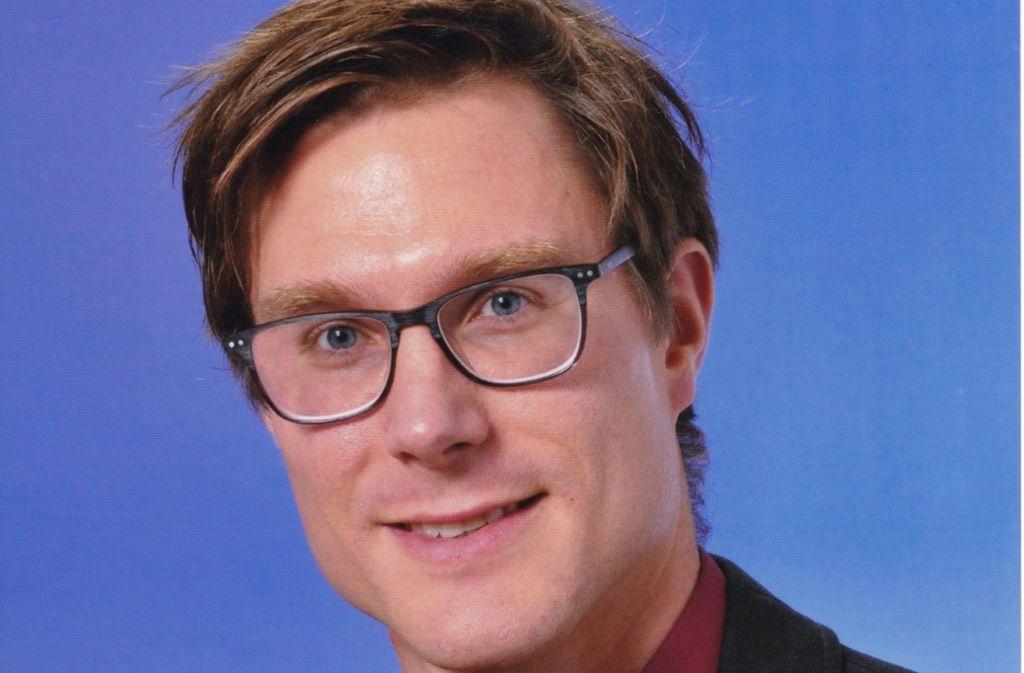 Daniel Steiner ist neuer Schulleiter. Foto: Rau