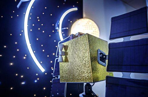 Laser soll Lust auf technische Berufe machen