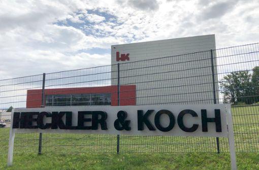 Heckler&Koch geht gegen Verteidigungsministerium vor