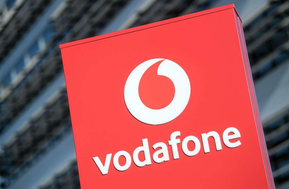 Am Montag meldeten zahlreiche Vodafone-Kunden Störungen. (Symbolbild) Foto: dpa/Federico Gambarini