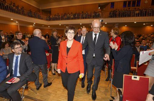Warum die CDU in Böblingen neue Mitglieder anzieht