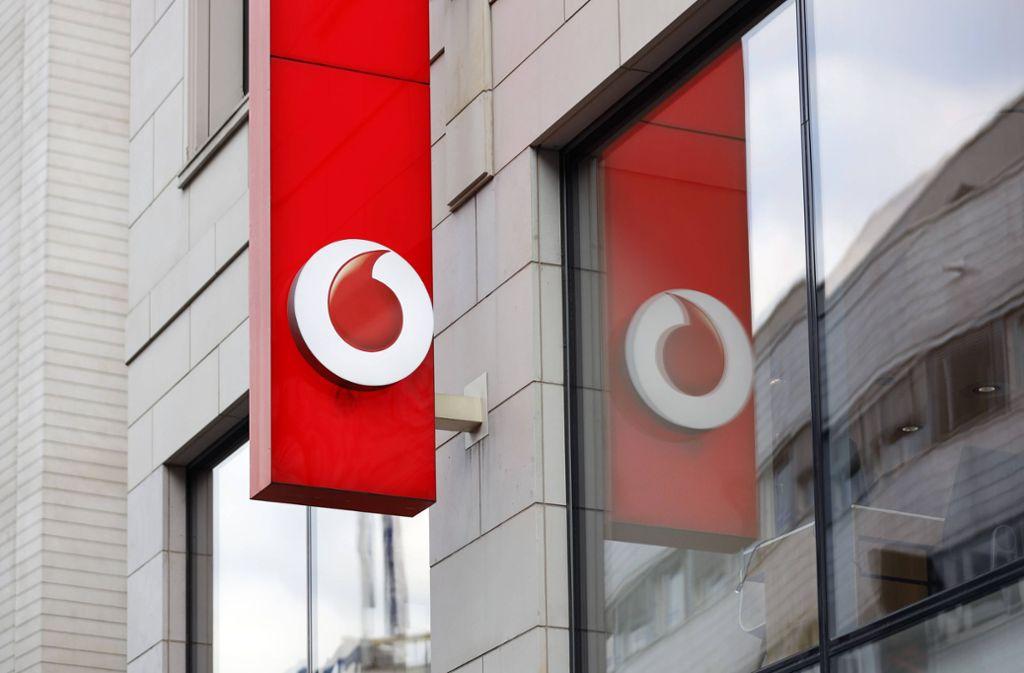 Bei Vodafone gab es am Dienstagmorgen erneut eine Internet-Störung. Foto: imago images/Future Image/Christoph Hardt