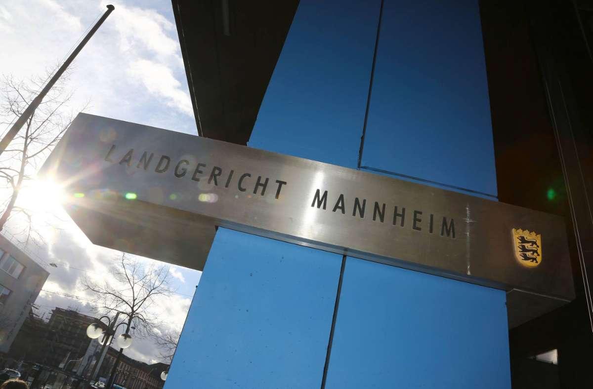 Der Prozess um die Pflegeeltern wird vor dem Landgericht Mannheim neu verhandelt. Foto: imago/masterpress/Markus Prosswitz
