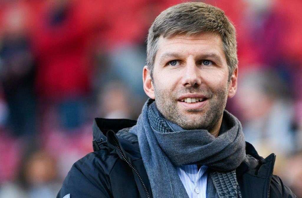 Thomas Hitzlsperger hat sich  über seine Zukunft als VfB-Vorstandschef geäußert. (Archivbild) Foto: dpa