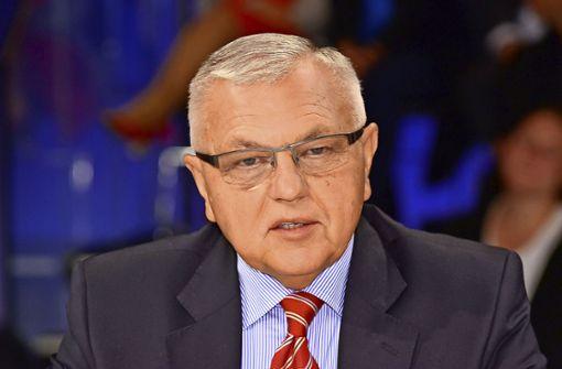 Abwahlantrag gescheitert –  Ex-General Kujat bleibt
