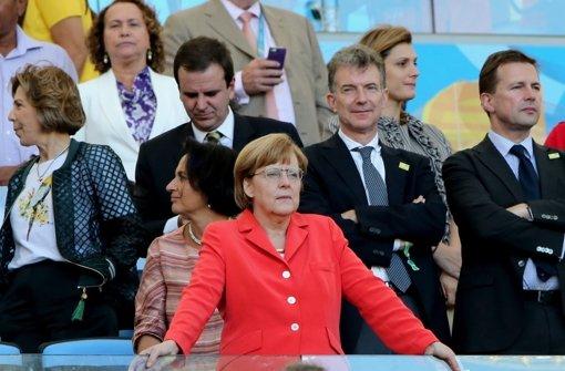 Angela Merkel lässt Zukunftspläne offen