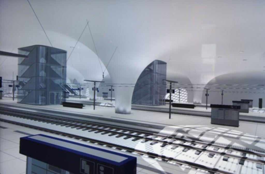 Das Großprojekt Stuttgart 21 erhitzt weiterhin die Gemüter – vor allem jene der Gegner. Foto: Archiv