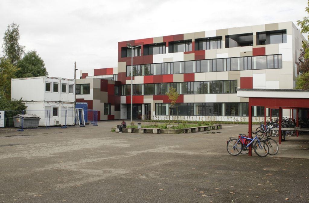 Wird für die Stadt zum Kostenproblem: das Schulzentrum am Benzberg in Markgröningen. Foto: factum/Bach