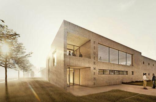 Neubau überzeugt durch Modernität