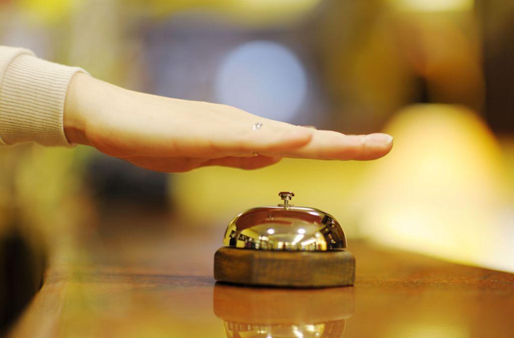 Ein Hotel kann auch selbst eine Reise wert sein. (Symbolbild) Foto: imago images/ingimage/WWW.SHOCK.CO.BA
