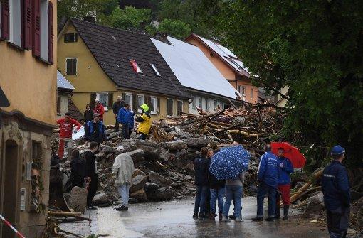 Schäden in Höhe von rund 112 Millionen Euro