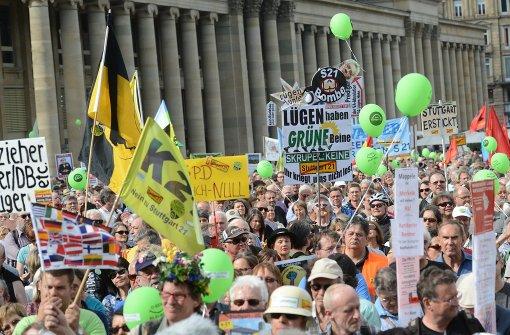 Gegner erwarten am Samstag Tausende Teilnehmer