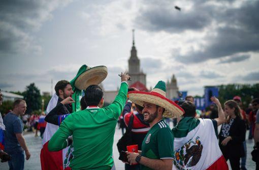 Daheimgebliebener Mexikaner wird als Pappfigur zum Star