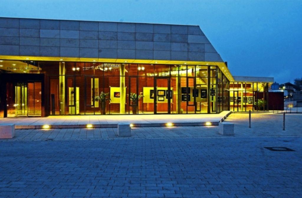 """Die Eislinger Stadthalle ist nur eine von vielen """"Stromaktienhallen"""" Foto: Stadt Eislingen"""