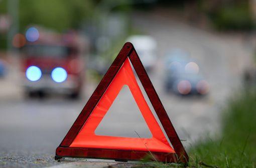 Corona-April bringt niedrigste Unfallzahl seit 30 Jahren