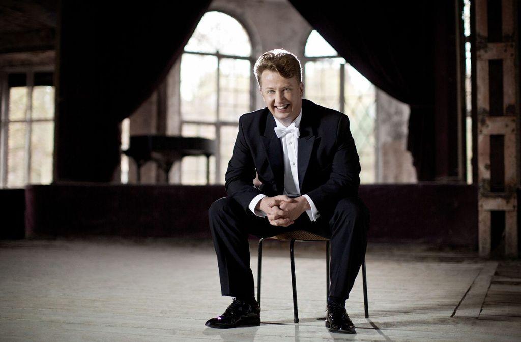 Matthias Foremny war fünf Jahre lang Chefdirigent des Stuttgarter Kammerorchesters Foto: Gero Breloer