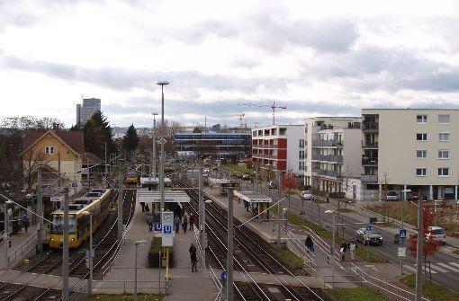 Die U-Bahnstrecke wird unterbrochen