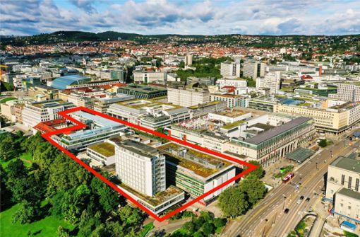 LBBW wirft Pläne an der Königstraße  über den Haufen