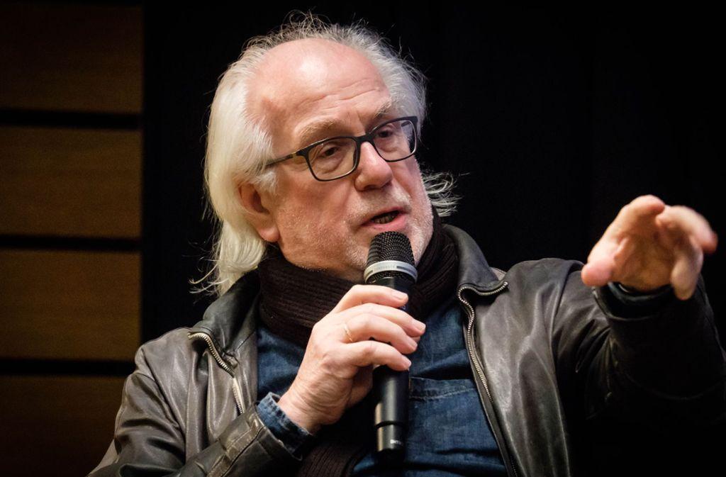 Hatte auch schon mal mehr zu lachen: Werner Schretzmeier, Chef im Stuttgarter Theaterhaus Foto: Lichtgut/Achim Zweygarth