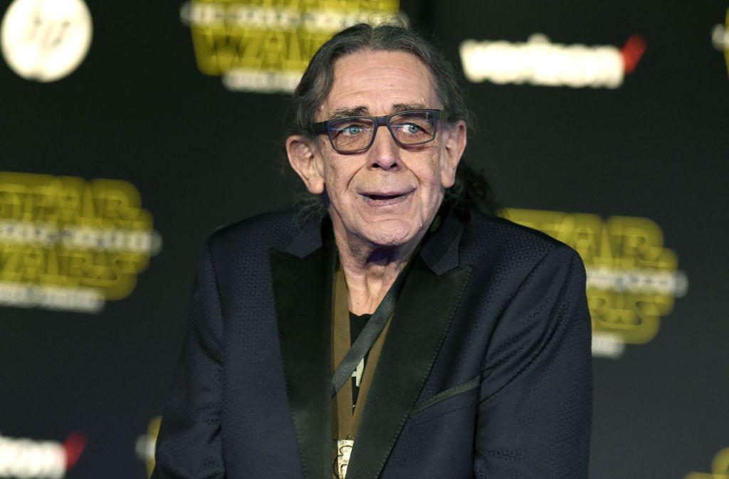 Peter Mayhew spielte Chewbacca in fünf Star-Wars-Filmen. Foto: dpa
