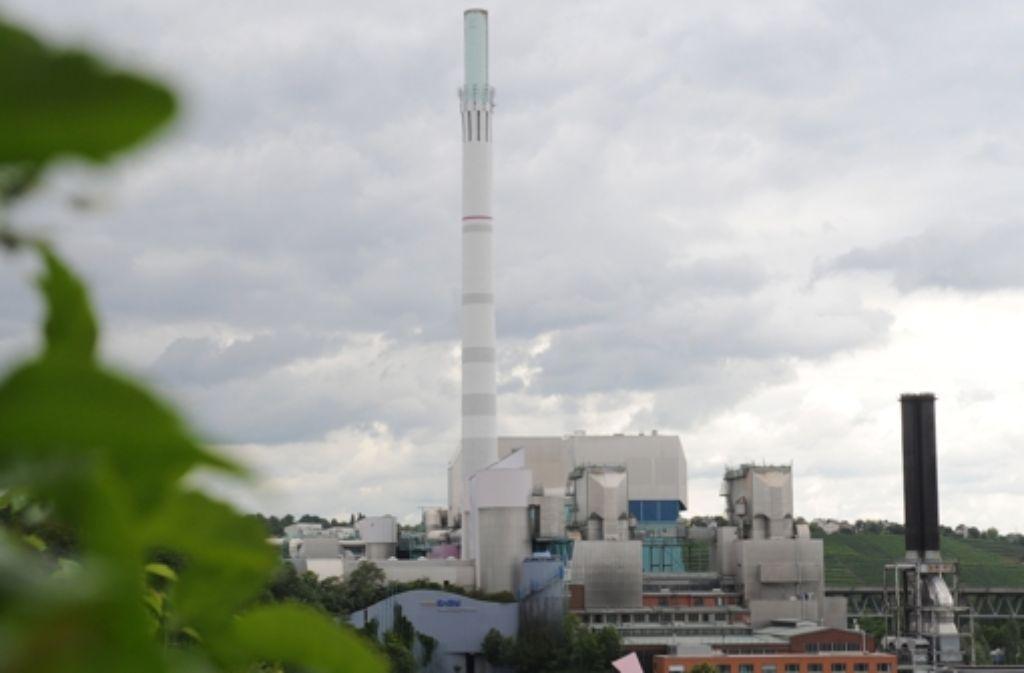 Das Heizkraftwerk in Gaisburg ist ein wichtiger Faktor für die Energiewende in der Landeshauptstadt. Foto: dpa