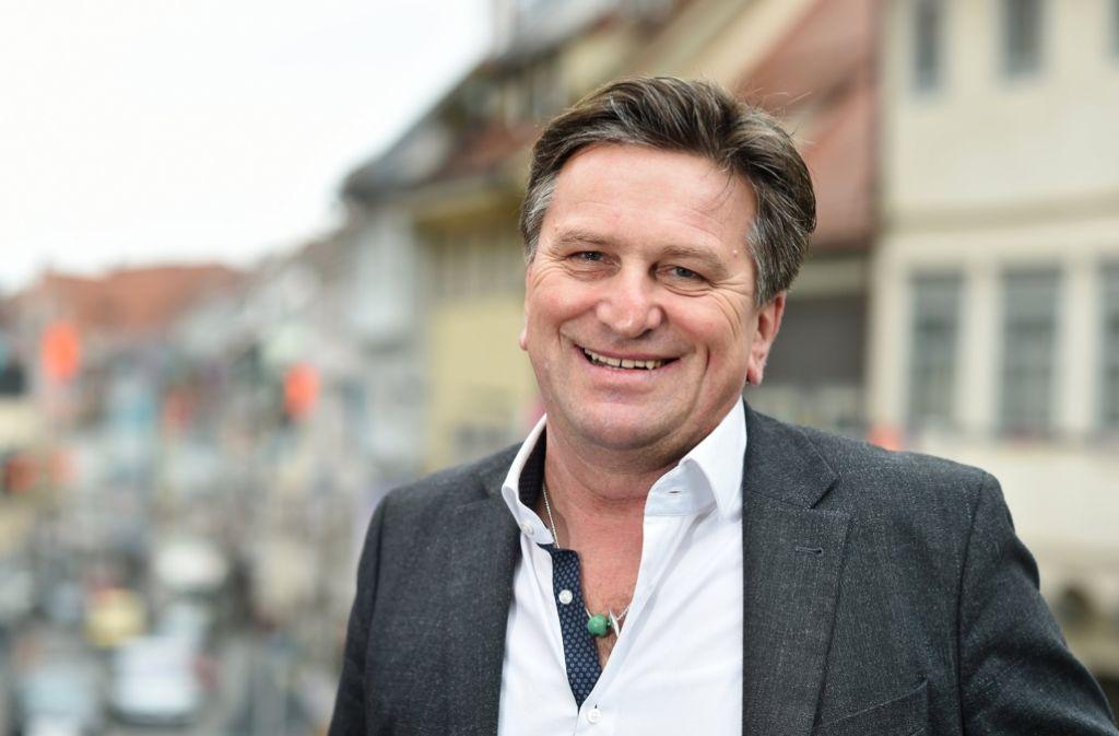 """""""Bayerns Ministerpräsident Horst Seehofer redet zwar gerne populistisch, aber sein Integrationsministerium macht eine gute Arbeit"""", sagt Integrationsminister Manfred Lucha im Interview. Foto: dpa"""