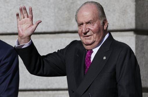 Spaniens Ex-König wird am Herzen operiert