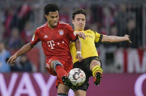 Supercup gegen Borussia Dortmund  am  3. August